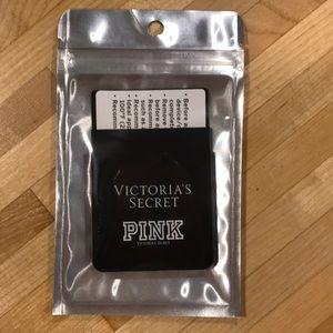 Victoria's Secret PINK card slot for phone